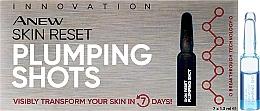 Düfte, Parfümerie und Kosmetik Gesichtsampullen für Volumen und Festigkeit mit Protinol - Avon Anew Skin Reset Plumping Shots