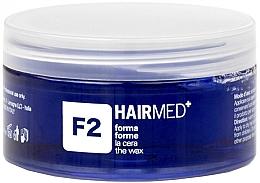 Düfte, Parfümerie und Kosmetik Modellierendes Haarwachs - Hairmed F2 The Wax