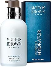 Düfte, Parfümerie und Kosmetik Ultra leichte feuchtigkeitsspendende Gesichtscreme - Molton Brown Ultra-Light Bai Ji Hydrator