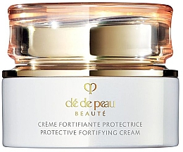 Düfte, Parfümerie und Kosmetik Feuchtigkeitsspendende schützende und stärkende Tagescreme für das Gesicht SPF 22 - Cle De Peau Protective Fortifying Cream SPF 22