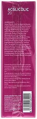 Anti-Aging Gesichtscreme-Gel für Mischhaut - SesDerma Laboratories 20 Moisturizing Gel — Bild N3