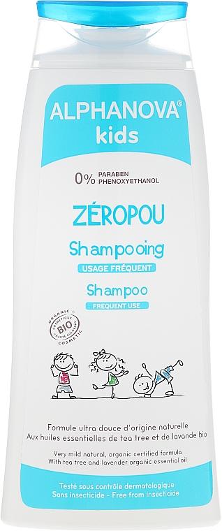 Kindershampoo gegen Kopfläuse - Alphanova Kids Shampoo