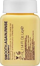 Düfte, Parfümerie und Kosmetik Glättender Conditioner für dickes Haar - Kevin.Murphy Smooth.Again.Rinse Smoothing Conditioner (Mini)