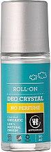 Düfte, Parfümerie und Kosmetik Deo Roll-on unparfümiert - Urtekram Deo Crystal No Perfume