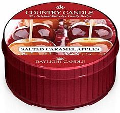 Düfte, Parfümerie und Kosmetik Duftkerze Salted Caramel Apples - Country Candle Salted Caramel Apple Daylight