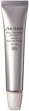 BB Gesichtscreme - Shiseido Perfect Hydrating BB Cream