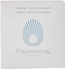 Düfte, Parfümerie und Kosmetik Reichhaltiger Reinigungsbalsam für das Gesicht mit ungarischem Moor-Schlamm - Omorovicza Thermal Cleansing Balm