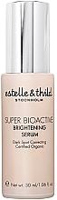 Düfte, Parfümerie und Kosmetik Aufhellendes Gesichtsserum - Estelle & Thild Super Bioactive Brightening Serum