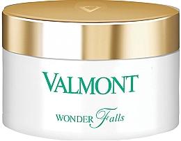 Düfte, Parfümerie und Kosmetik Valmont Wonder Falls - Creme zur Make-up Entfernung mit reinem Gletscherwasser, Präbiotika & Probiotika