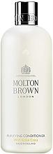 Düfte, Parfümerie und Kosmetik Klärende Haarspülung mit indischer Kresse - Molton Brown Purifying Conditioner With Indian Cress