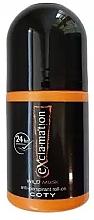 Düfte, Parfümerie und Kosmetik Coty Ex'cla-ma'tion Wild Musk Anti-Transpirant Roll-On - Deo Roll-on Antitranspirant
