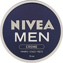 Düfte, Parfümerie und Kosmetik Universalcreme für Männer - Nivea Men Creme