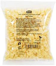 Düfte, Parfümerie und Kosmetik Enthaarungswachs in Granulatform - Ronney Hot Film Wax Natural