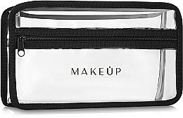 Düfte, Parfümerie und Kosmetik Kosmetiktasche aus Silikon Allvisible 25x15,5x7,5 cm - MakeUp