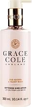 Düfte, Parfümerie und Kosmetik Aufweichende Handlotion mit Oud und Moschus - Grace Cole Oud Accord & Velvet Musk Softening Hand Lotion