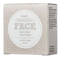 Düfte, Parfümerie und Kosmetik Feuchtigkeitsspendende Gesichtsseife - Klairs Rich Moist Facial Soap