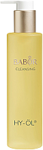 Düfte, Parfümerie und Kosmetik Hydrophiles Reinigungsöl für das Gesicht aus natürlichem Soja-, Sesam- und Erdnussöl - Babor Cleansing HY-OL