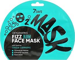 Düfte, Parfümerie und Kosmetik Sauerstoff-Maske für das Gesicht mit Jasmin - 7 Days Bloom Gentle Cleansing Mask
