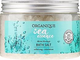 Düfte, Parfümerie und Kosmetik Entspannendes Badesalz Sea Essence - Organique