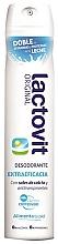 Düfte, Parfümerie und Kosmetik Deospray Antitranspirant - Lactovit Original Deodorant Spray