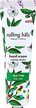 Düfte, Parfümerie und Kosmetik Handcreme mit Tee Baum - Rolling Hills Tea Tree Hand Cream