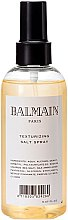 Düfte, Parfümerie und Kosmetik Texturierendes Salz-Haarspray - Balmain Texturizing Salt Spray