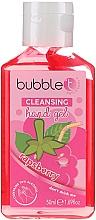 Düfte, Parfümerie und Kosmetik Antibakterielles Handgel Himbeere - Bubble T Cleansing Hand Gel Rapsberry