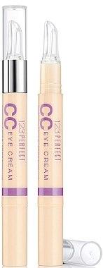 Augen-Concealer - Bourjois 123 Perfect CC Eye Cream — Bild N1