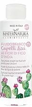 Düfte, Parfümerie und Kosmetik 2-Pfhasen-Haarfluid mit Kaktusblüte für glattes Haar - MaterNatura Two-Phase Straight Hair Fluid