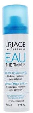 Feuchtigkeitsspendendes Thermalwasser - Uriage Eau Thermale Brume D'eau SPF30