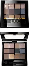 Düfte, Parfümerie und Kosmetik Lidschatten - Eveline Cosmetics All in One Eyeshadow Palette