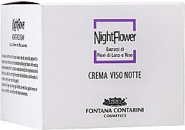 Düfte, Parfümerie und Kosmetik Gesichtscreme für die Nacht - Fontana Contarini Night Face Cream