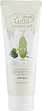 Düfte, Parfümerie und Kosmetik Feuchtigkeitsspendendes Gesichtspeeling-Gel mit Luffa - Esfolio Luffa Peeling Gel