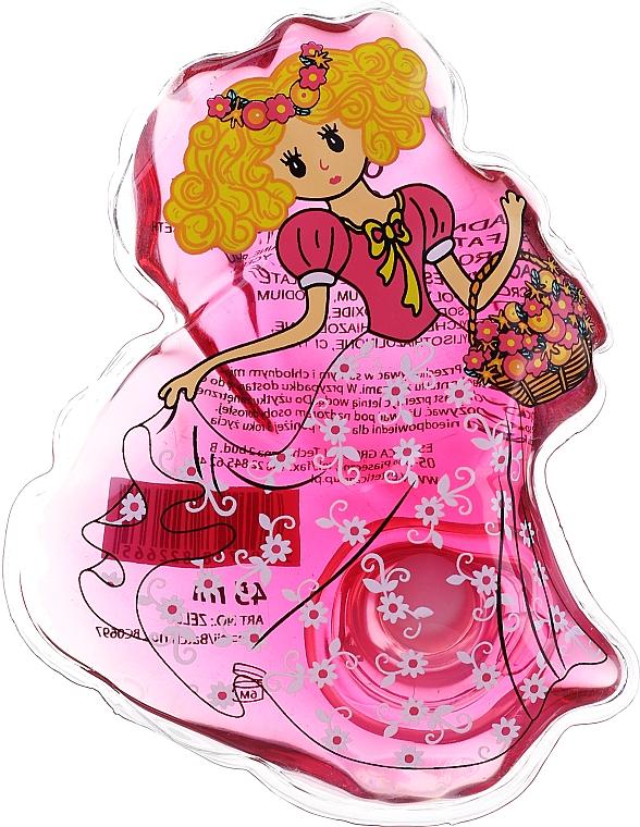 Mini-Duschgel für Kinder mit Obst 45 ml Prinzessin - Chlapu Chlap