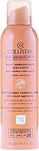 Düfte, Parfümerie und Kosmetik Feuchtigkeitsspendendes Bräunungsspray - Collistar Moisturizing Tanning Spray SPF20 200ml