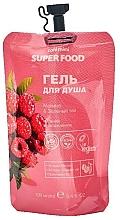 Düfte, Parfümerie und Kosmetik Nährendes und feuchtigkeitsspendendes Duschgel mit Himbeere und grünem Tee - Cafe Mimi Super Food