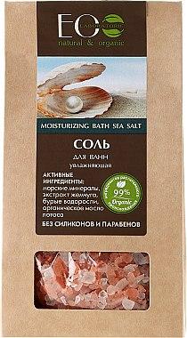 Feuchtigkeitsspendendes Badesalz - ECO Laboratorie Moisturizing Bath Sea Salt
