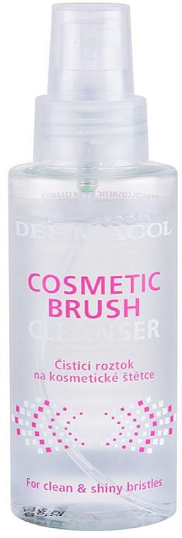 Reinigungslösung für Kosmetikpinsel - Dermacol Brushes Cosmetic Brush Cleanser