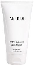 Düfte, Parfümerie und Kosmetik Nährende und feuchtigkeitsspendende Gesichtscreme mit Sheaöl - Medik8 Cream Cleanse Rich & Nourishing Effortless Cleanser