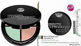 Düfte, Parfümerie und Kosmetik Hypoallergener Abdeckstift - Bell Hypoallergenic Skin Camouflage Concealer