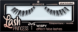 Düfte, Parfümerie und Kosmetik Künstliche Wimpern - Essence Lash Princess Wispy Effect False Lashes