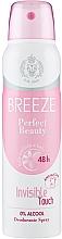 Düfte, Parfümerie und Kosmetik Breeze Deo Spray Perfect Beauty - Deospray
