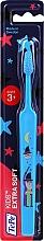 Düfte, Parfümerie und Kosmetik Kinderzahnbürste 3 Jahre extra weich blau mit Zauberer - TePe Kids Extra Soft