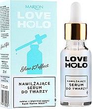 Düfte, Parfümerie und Kosmetik Feuchtigkeitsspendendes Gesichtsserum - Marion Love Holo Moisturizing Face Serum