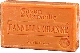 Düfte, Parfümerie und Kosmetik Naturseife mit Orange und Zimt - Le Chatelard 1802 Soap Orange & Cinnamon