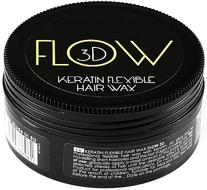 Haarwachs - Stapiz Flow 3D Keratin Flexible Hair Wax