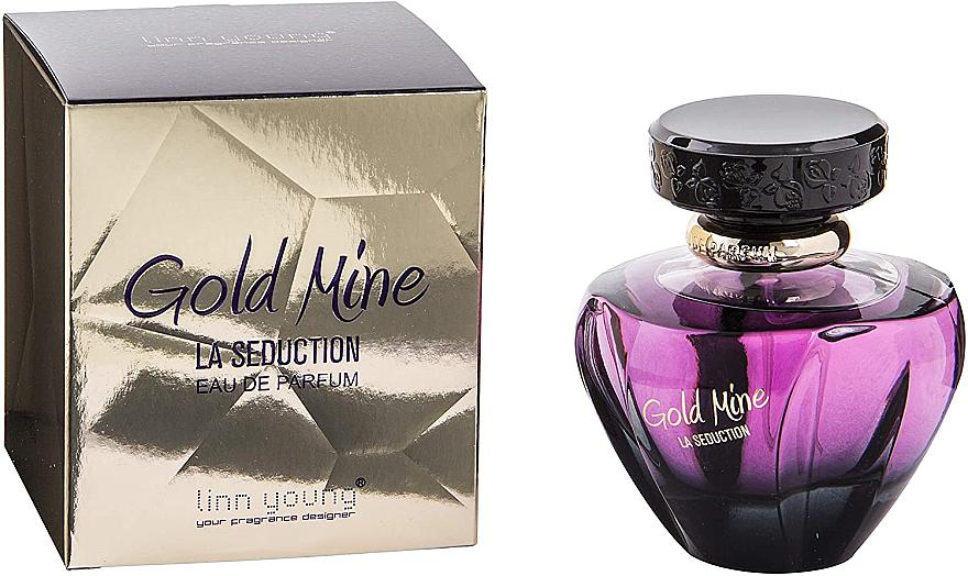 Linn Young Gold Mine La Seduction - Eau de Parfum — Bild N1