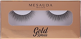 Düfte, Parfümerie und Kosmetik Sztuczne rzęsy na pasku - Mesauda Milano Gold XMas Instant Glam Extra Volume False Lashes 203