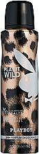 Düfte, Parfümerie und Kosmetik Playboy Play It Wild - Parfümiertes Deospray