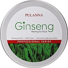 Düfte, Parfümerie und Kosmetik Gesichtspeeling mit Ginseng - Pulanna Ginseng Face Peeling